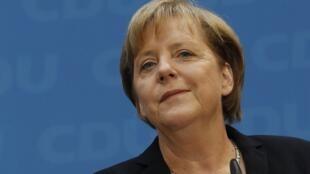 នាយករដ្ឋមន្រ្តីអាល្លឺម៉ង់ លោកស្រីAngela Merkel