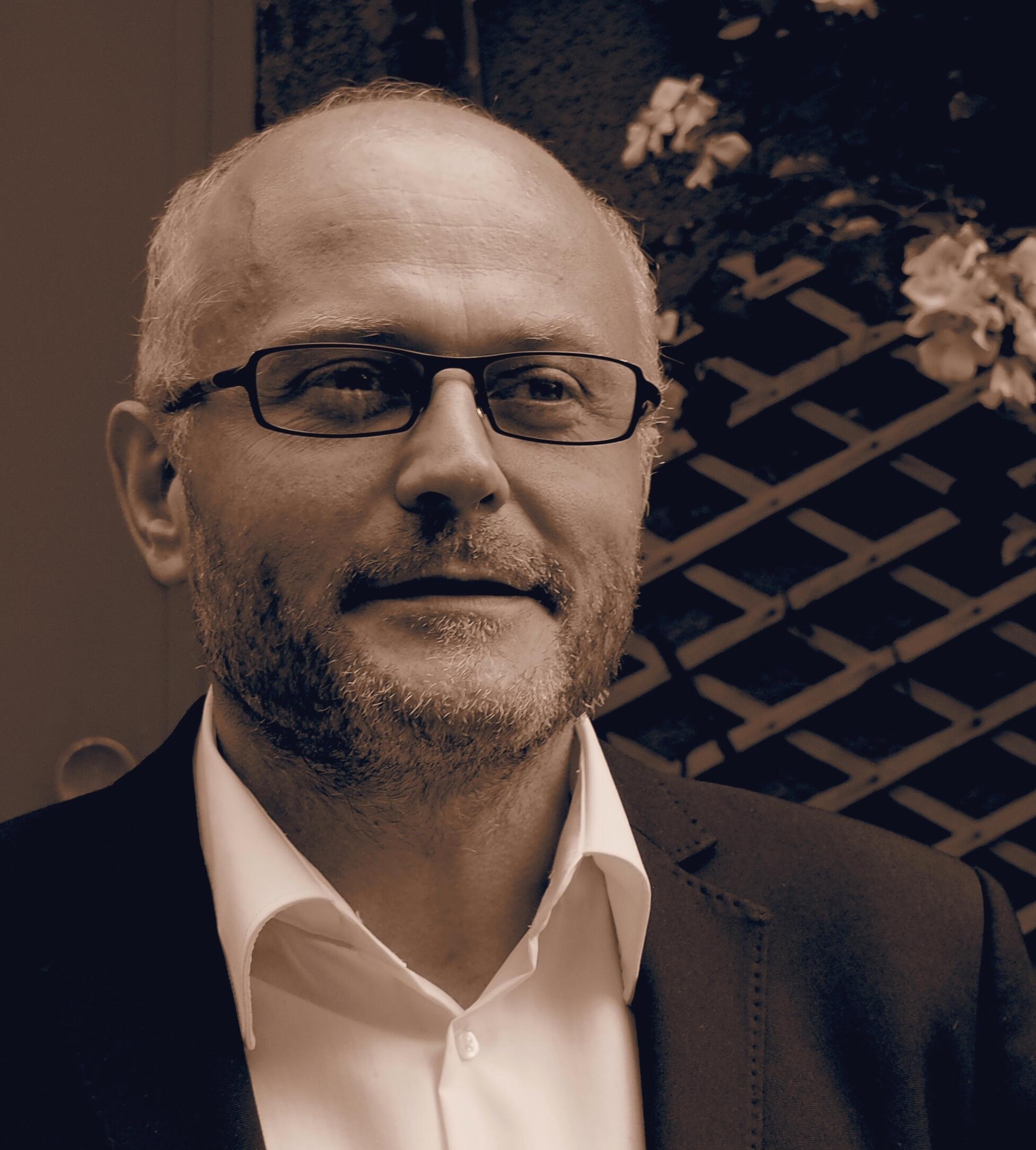 Christian Reboul, L'un des responsables d'Oxfam, l'ONG qui lutte contre la pauvreté dans le monde.