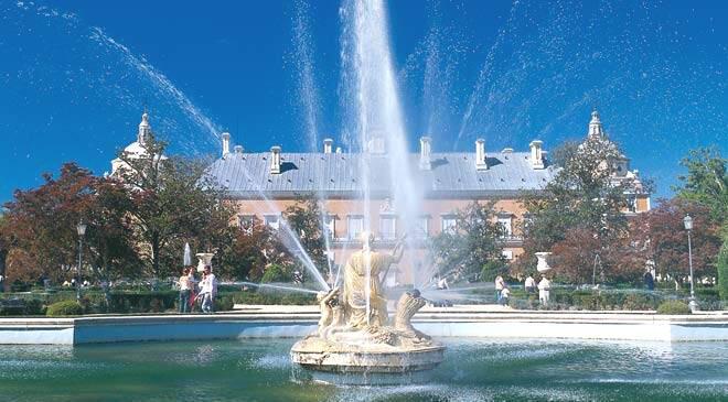 Aranjuez, cung điện hoàng gia ở phía nam thủ đô Tây Ban Nha (DR)