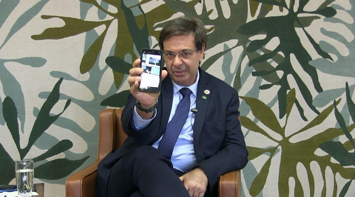 Ministro Gilson Machado