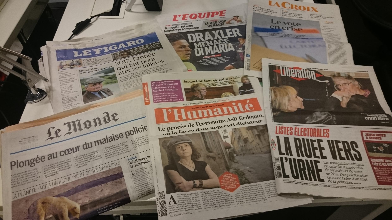 Diários franceses 29.12.2016