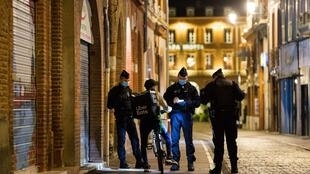 Most of the 15 departments affected by the 6pm curfew are in France's eastern region.