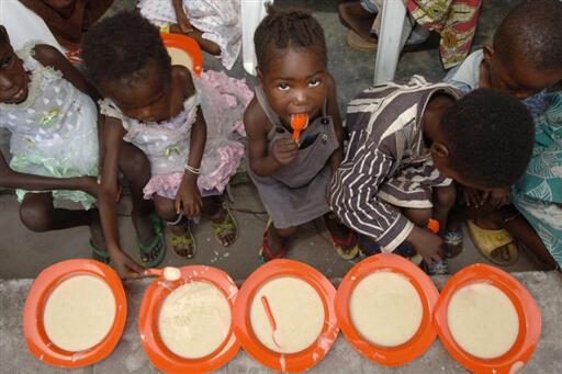 Les populations du Sahel, en situation de malnutrition chronique depuis des années.
