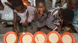 Les populations du Sahel, en situation de malnutrition chronique depuis des années, ont été plongées dans une situation de crise par le manque de pluies en 2009.