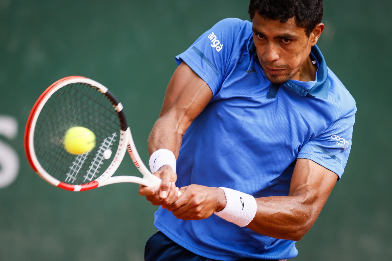 Thiago Monteiro - Brasil - Ténis - Desporto - Roland-Garros