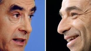 François Fillon et Jean-François Copé se livrent à une guerre pour le contrôle de l'UMP.