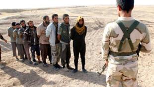 伊拉克军队收复伊斯兰国在北部最后据点哈维杰。2017-10-05