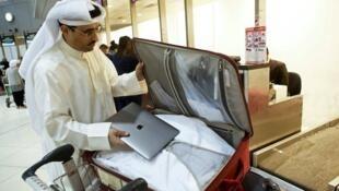 Amurka ta dagewa kamfanonin sufurin jiragen sama na Kuwait Airways da kuma Royal Jordanian haramcin daukar na'urorin Laptop