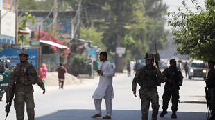 Attaque armée à Jalalabad, ce mardi 31 juillet 2018.