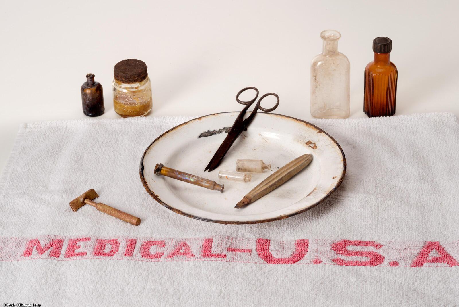 Archéologie de la santé.