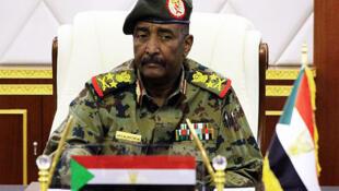 Le nouvel homme fort du Soudan, Abdel Fattah al-Burhan.
