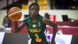 La Malienne Aïssata Boubacar Maïga.
