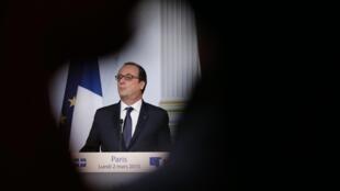 O Presidente frances, François Hollande, pode ser o grande derrotado das eleições departamentais