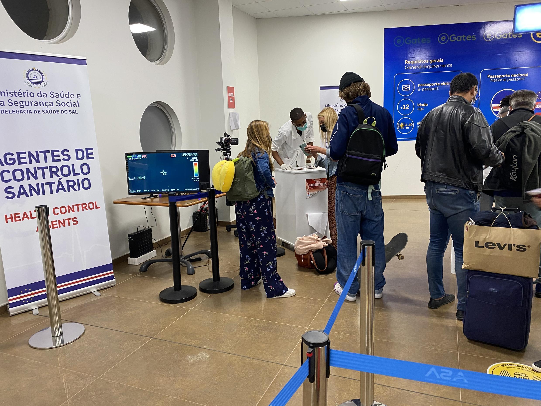 Aeroporto Internacional Amílcar Cabral