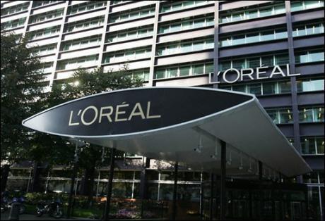 L'Oréal headquarters in Paris