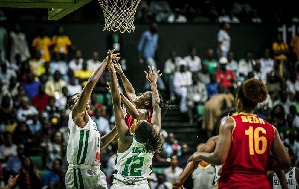 A final da 24 edição do Afrobasket feminino 2019 vai opor o Senegal à Nigéria.