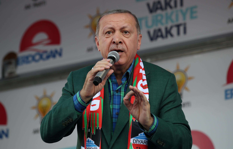 В прошлом году художник Нури Куртцебе был приговорен к году и двум месяцам тюрьмы за серию карикатур на Эрдогана, опубликованных двумя годами ранее