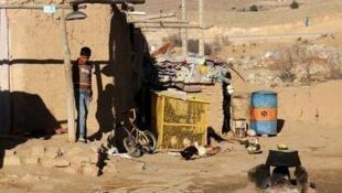 حاشیه نشینی در ایران
