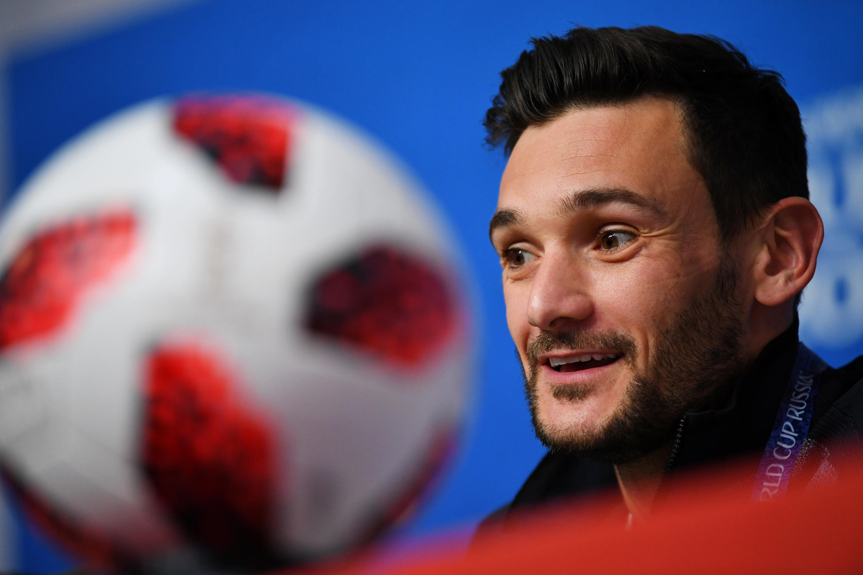 O capitão da equipe francesa, Hugo Lloris