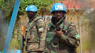 2016年8月12日联合国安理会授权在南苏丹增加4000军人