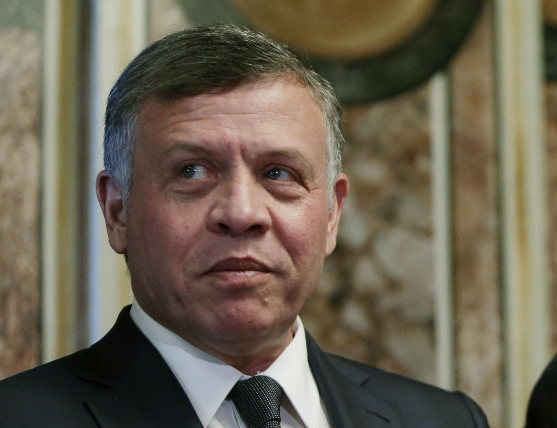 Le roi Abdallah II de Jordanie a écourté sa visite aux Etats-Unis.