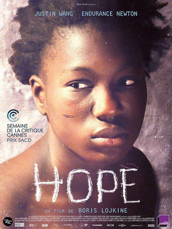 Affiche du film «Hope», de Boris Lojkine.