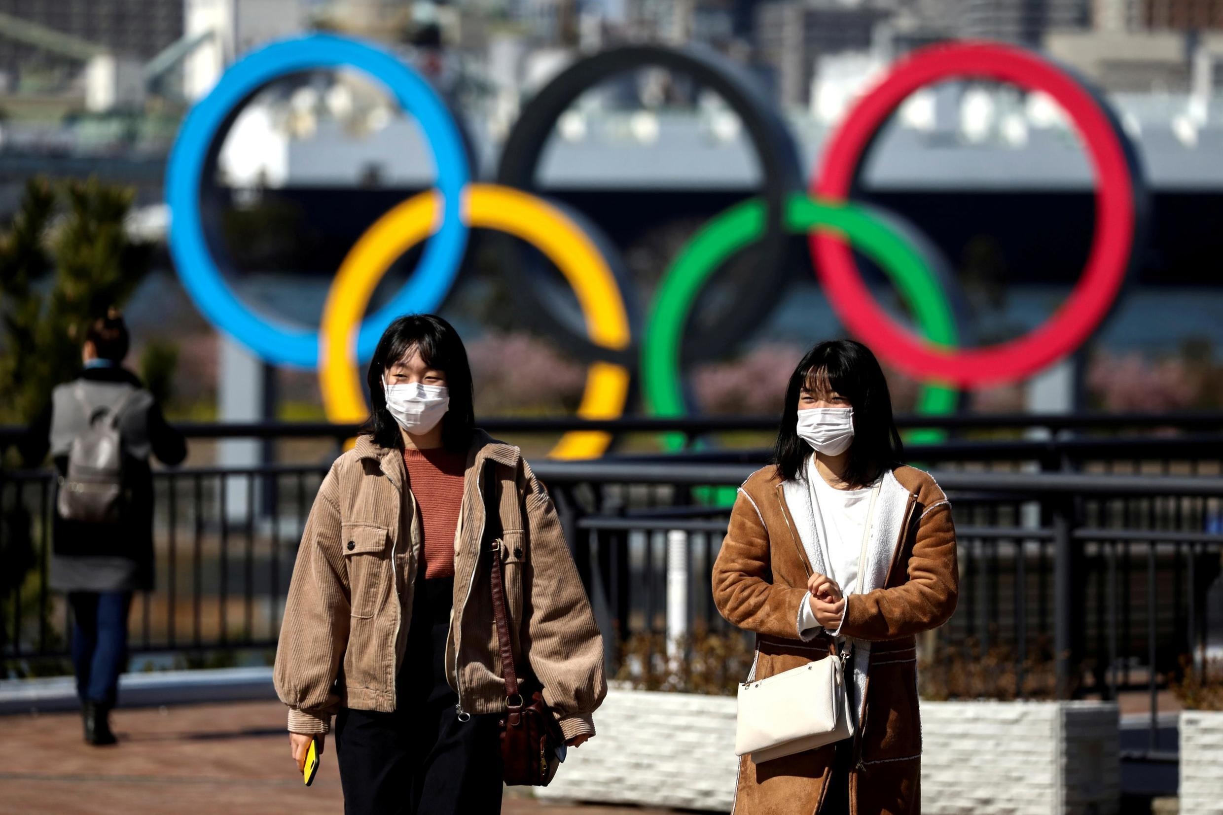 The International Olympic Committee and Japan's Prime Minister are doing their best to reassure the world that the Tokyo Olympics will go ahead without hitch in July.
