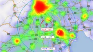 河北廊坊市4.3级地震。2018-02-12