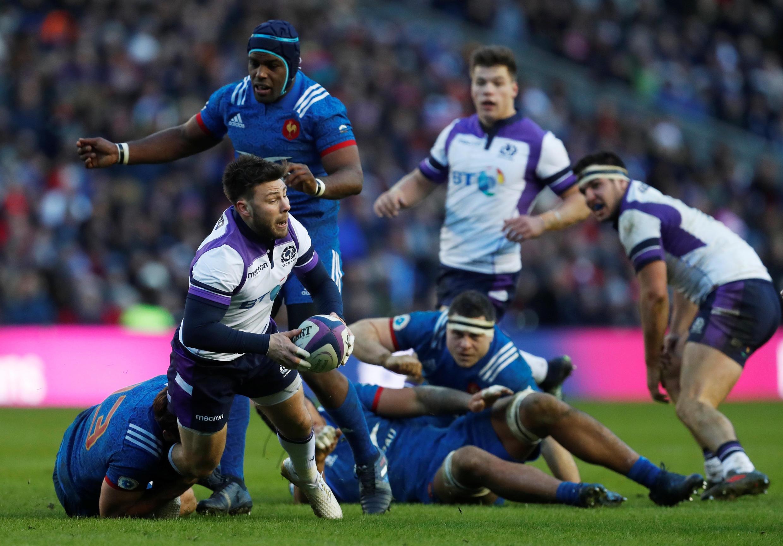 Six Nations Championship - Scotland vs France on 11 february, 2018