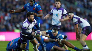 Six Nations Championship - Scotland vs France on 11 february, 2018