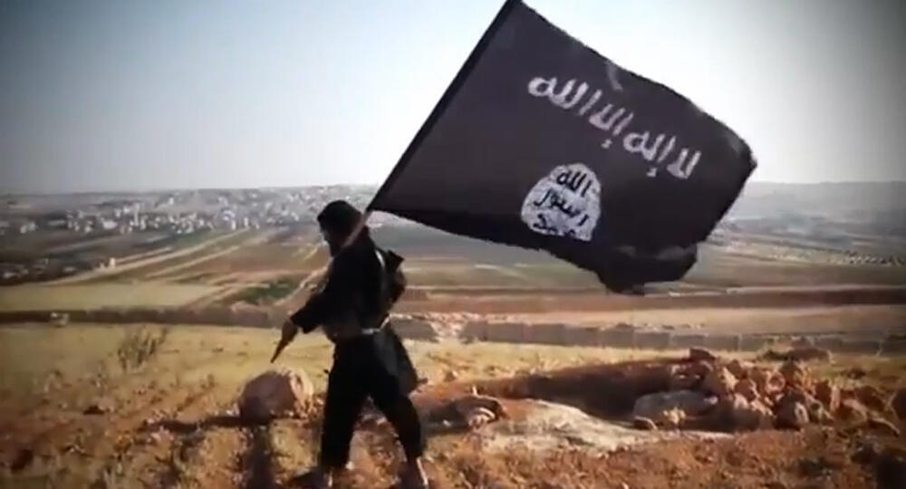 Bendera ya kundi la Islamic State (picha ya kumbukumbu).