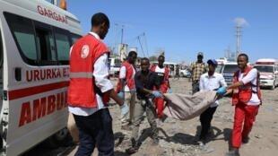 索馬里首都發生汽車炸彈襲擊。