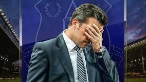Marco Silva tsohon kocin kungiyar kwallon kafa ta Everton.