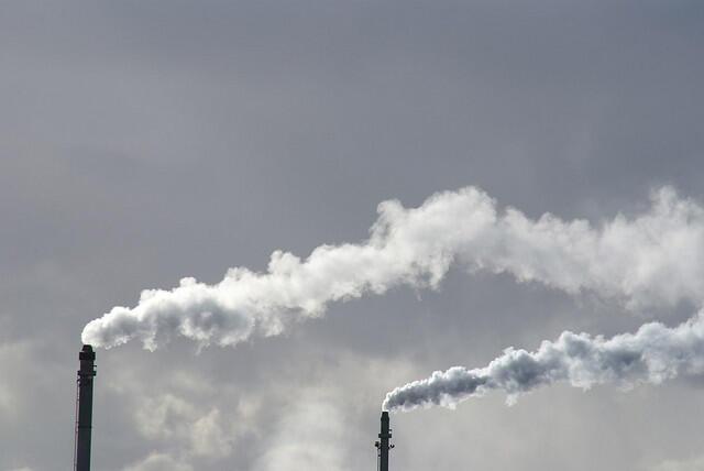 Les prix du carbone sont en pleine chute.