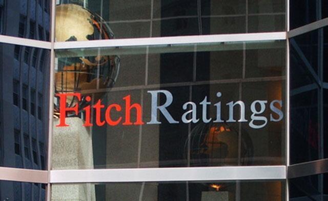 Agência de rating Fitch.