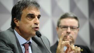 O advogado-geral da União, José Eduardo Cardozo, apresentou a defesa da presidente Dilma Rousseff na Comissão Especial do Impeachment do Senado.