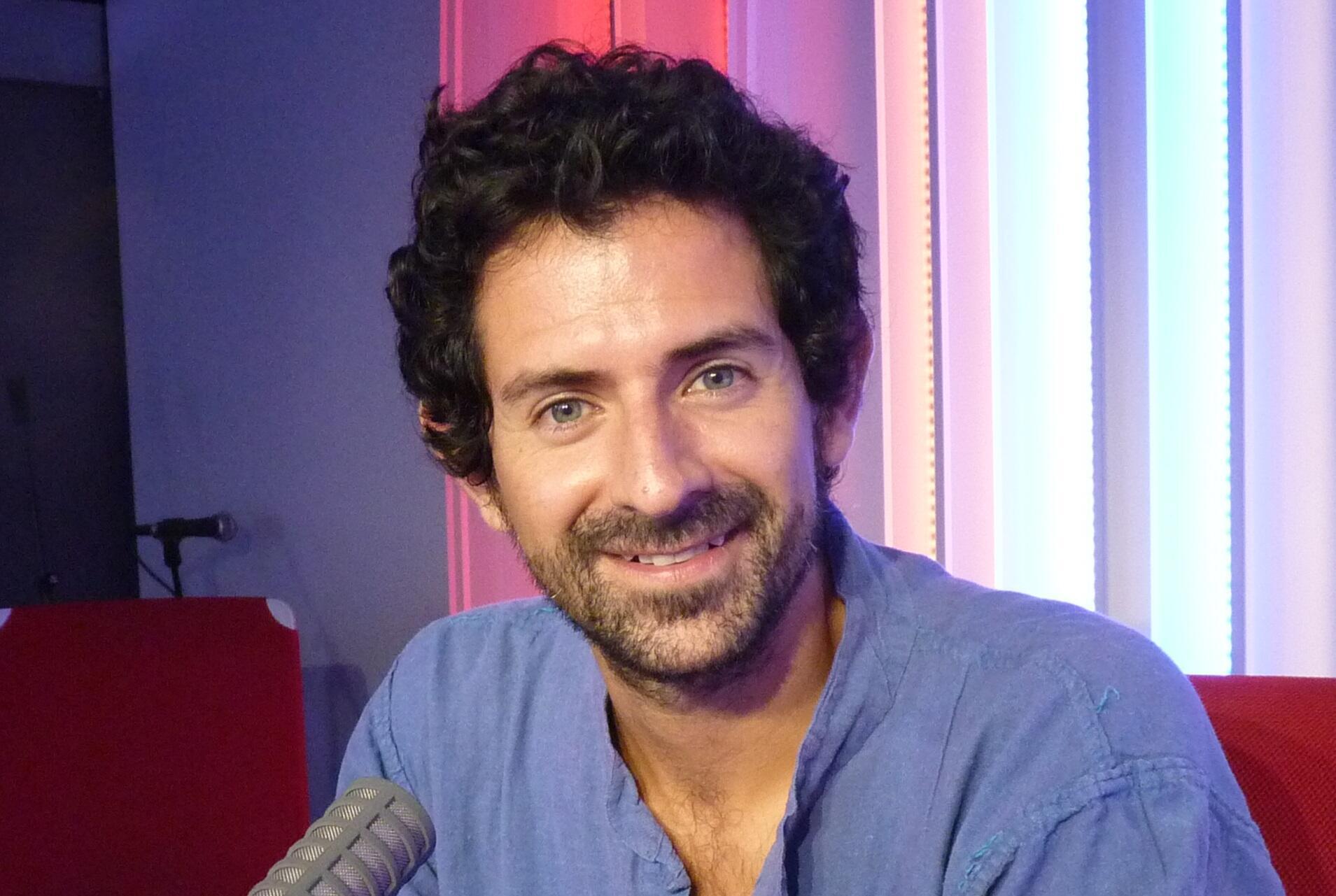 El pianista ecuatoriano Daniel Mancero en RFI