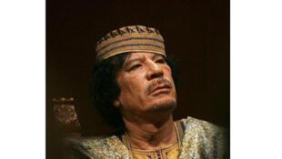 «Kadhafi», de Vincent Hugeux.