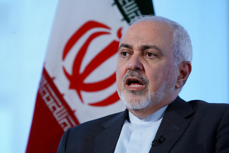 Ngoại trưởng Iran Mohammad Javad Zarif trong cuộc trả lời phỏng vấn của Reuters, New York, ngày 24/04/2019