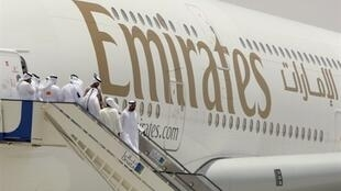 Emirates dealt a blow to Airbus on Wednesday