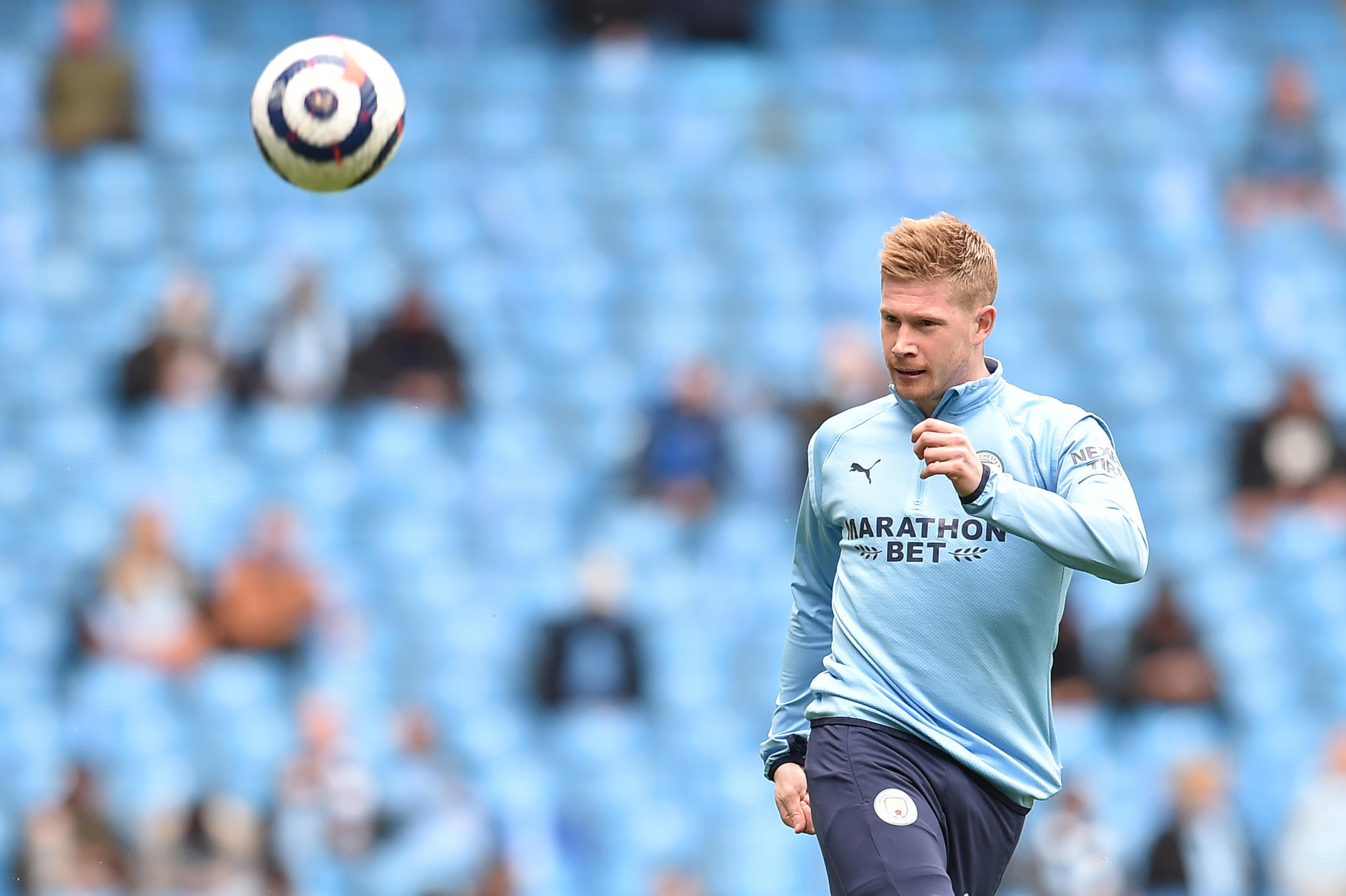 Kevin De Bruyne expects Manchester City's season to be judged on the outcome of the Champions League final