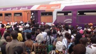 Cerca de 500 angolanos ex-refugiados na RDC, regressaram quarta-feira ao seu país de origem