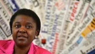 Cécile Kyenge, consultante sur les politiques de développement en Italie.