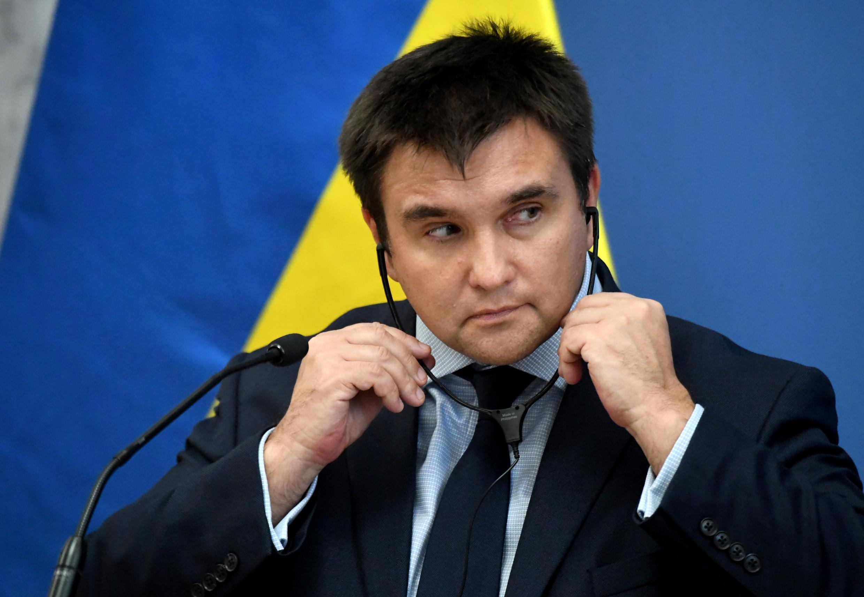 Глава МИД Украины Павел Климкин назвал идею о референдуме в Донбассе «репетицией развала Украины»