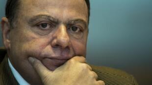 Sergio Jellinek, portavoz y asesor del secretario general de la Organización de Estados Americanos, OEA, en 2012.