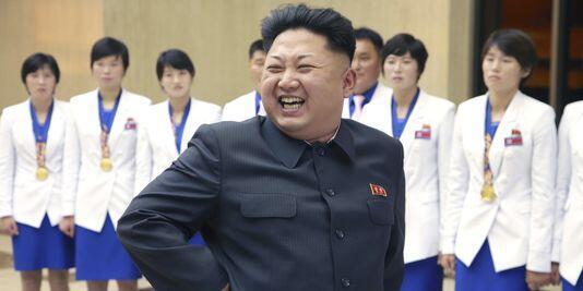 Le dirigeant nord-coréen Kim Jung-un, sur une image non datée, publiée le 19 octobre dernier.