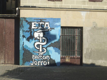 The Basque separatist group Eta is blamed for the deaths of 829 people in a four-decade campaign of shootings and bombings.