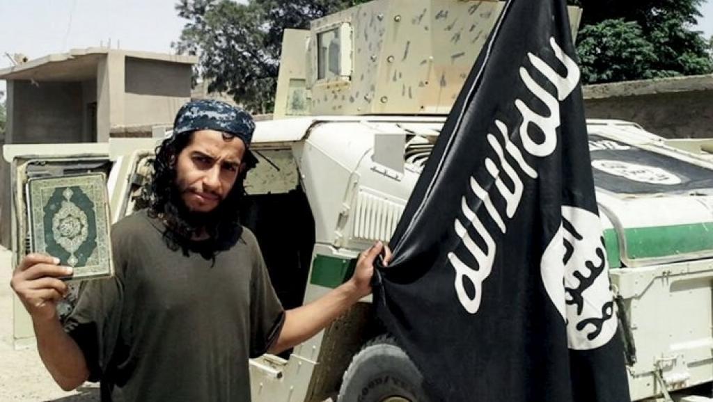 Abdelhamid Abaaoud est considéré comme le commandant opérationnel des attentats de Paris du 13 novembre dernier.