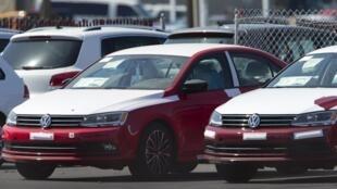 Hiệu xe Volkswagen có có mặt trên khắp thế giới.