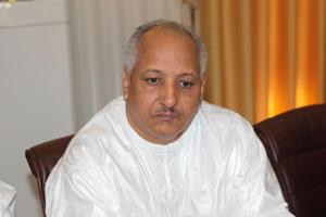 Zahabi Ould Sidi Mohamed, ministre malien de la Réconciliation.